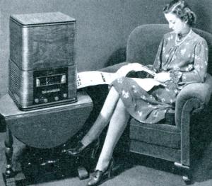 Radio-Newspaper