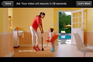 Hulu online video advertising