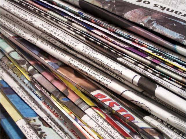 Four Reasons Newspaper Advertising Still Matters