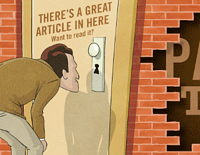 paywalls can prove beneficial, but are they the solution?