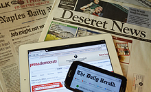 Four newspapers are achieving success by trying new things