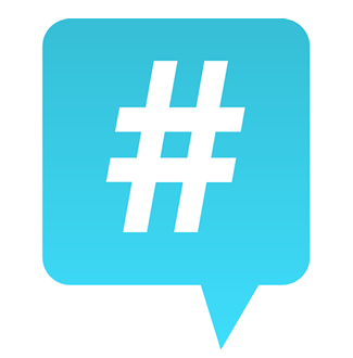 retail advertisers can use hashtags to maintain momentum for their sales or specials year-round