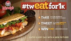 Wendys Twitter campaign