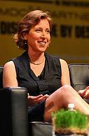 The Future of Digital Advertising - Susan Wojcicki