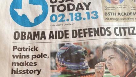 USA Today typo