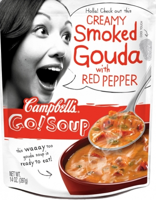 Digital advertising and Campbell's Go soup