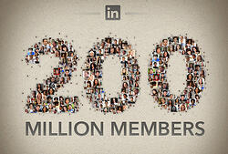 Increase your reach by 200 million by advertising on LinkedIn