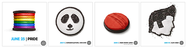 "Oreo&squot;s ""Daily Twist"" campaign utilized crowdsourcing"