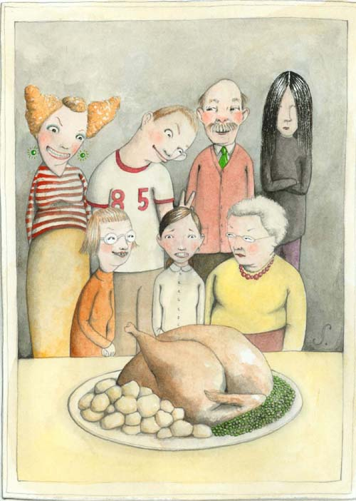 What Thanksgiving Can Teach Us About Successful Print Campaigns