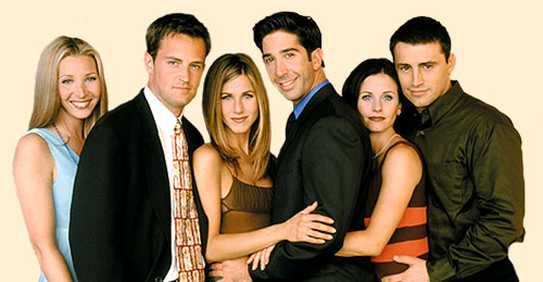 Media Buying Tips from the Cast of Friends