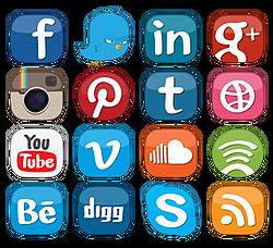 Magazine readers really dig social media