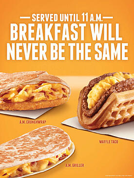 Advertising Tips from Some of America's Biggest Fast Food Joints