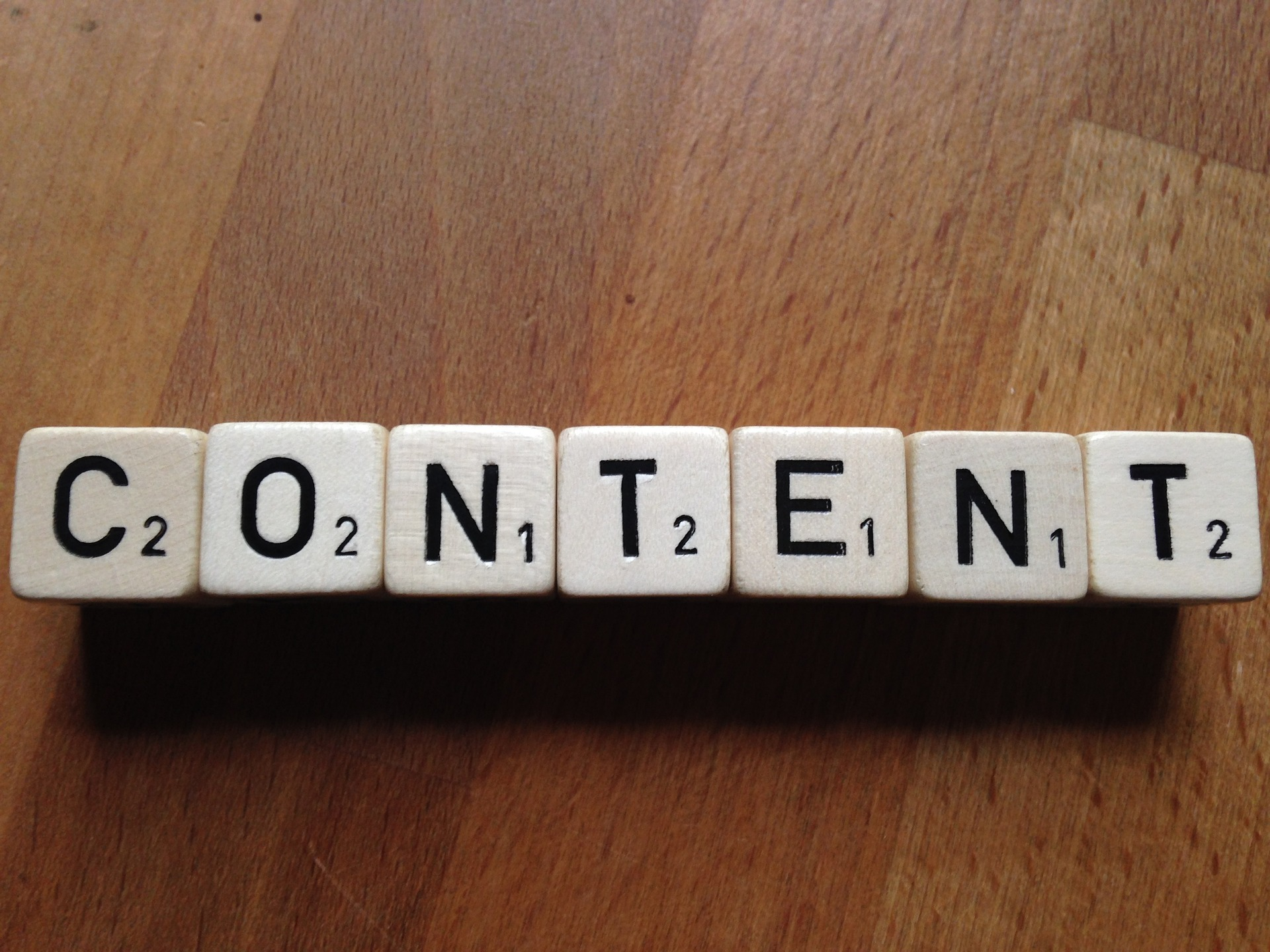 Creating Stellar Content and Not Promoting It